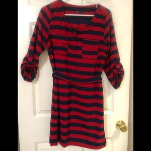 New without tags,  Button down shirt dress - GAP
